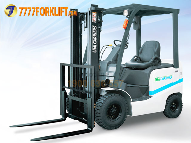 UNICARRIERS diesel forklift FD18T14